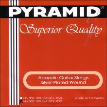 Струны Pyramid Acoustic Guitar 307 100