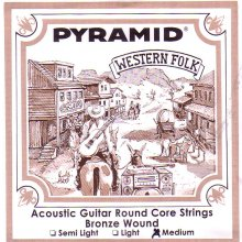 Струны Pyramid Western Folk  R328 100