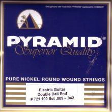 Струны Pyramid El-guitar Double Ball  721100