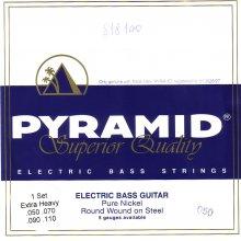 Струны Pyramid Pure Nickel Bass 818100