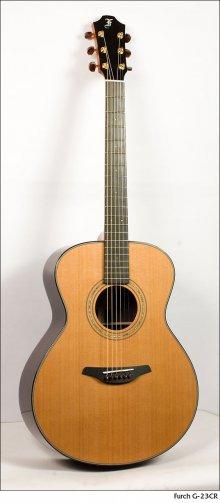 Гитара акустическая Furch G-23SR 48mm