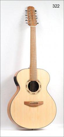 Гитара акустическая Lorance Axiom-12 322
