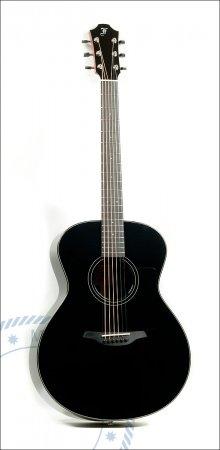 Гитара акустическая Furch G-22SR Black EQ