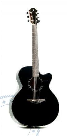 Гитара акустическая Furch S-22SR CUT Black
