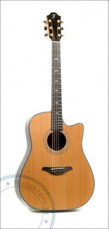Гитара акустическая Furch D-23CR CUT