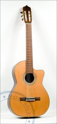 Гитара классическая LaMancha Topacio CWE