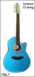 Гитара Lorance 12A (Двенадцатиструнка)