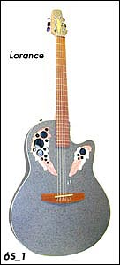 Гитара Lorance 6S