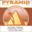 Струны Pyramid Tenor Bandjo Steel 510100