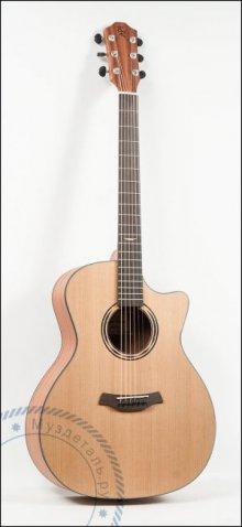 Гитара акустическая Baton Rouge AR11 ACE-W