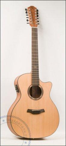 Гитара акустическая Baton Rouge ACE-12