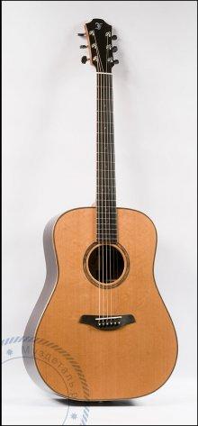 Гитара акустическая Furch Orange Plus D-CR