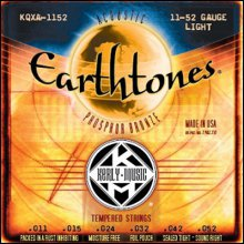 Струны KERLY KQXA-1152 Earthtones