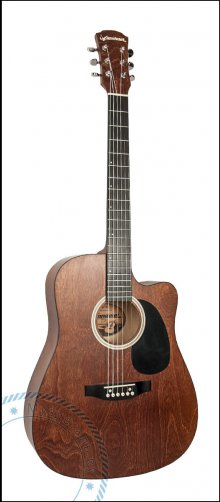 Гитара акустическая Wanderer DBC24