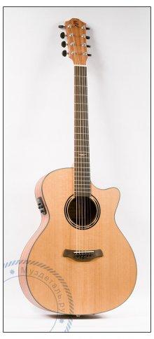 Гитара акустическая Baton Rouge ACE-8