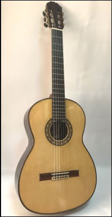 Гитара классическая мастера Акопова