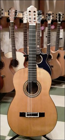 Гитара классическая мастера Воронова