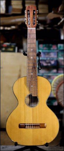 Гитара cемиструнная мастера Даева