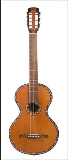 Гитара семиструнная Doff DO12