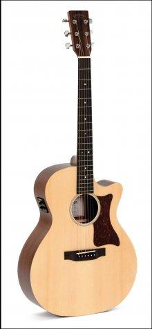 Гитара акустическая Sigma GMC-STE