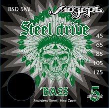 Струны Mozer Steel Drive BSD 5ML