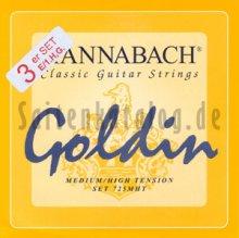 Струны Hannabach 7258 Goldin Carbon (3str.)
