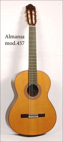 Гитара классическая Almansa 457