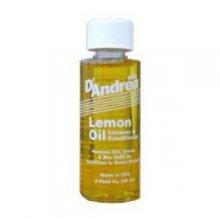 Масло лимонное D'Andrea