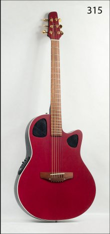 Гитара акустическая Lorance Space 6UFO 315