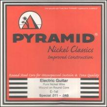 Струны Pyramid El-guitar Nickel Classics 455 100