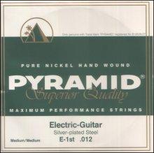 Струны Pyramid El-guitar Pure Nickel    D505