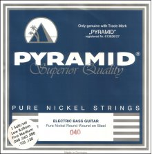 Струны Pyramid Pure Nickel Bass 955100