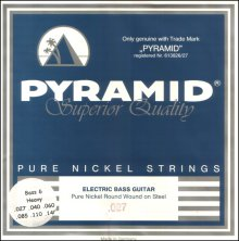 Струны Pyramid Pure Nickel Bass 965100