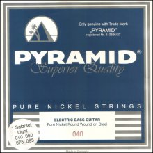 Струны Pyramid Pure Nickel Bass 808100