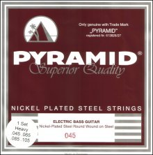 Струны Pyramid Nickel Plated Steel Bass 802100