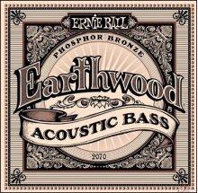 Струны Ernie Ball ERTHWOOD BASS 2070