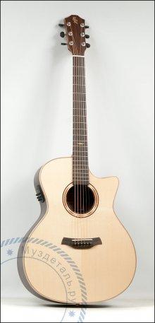 Гитара акустическая Baton Rouge AR51 GACE