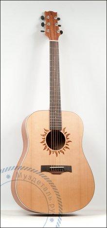 Гитара акустическая Baton Rouge D SUN