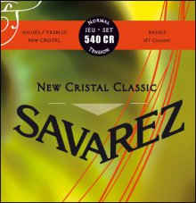 Струны Savarez 540CR