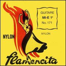 Струны Savarez 170 Flamencita