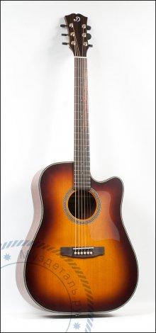 Гитара акустическая Dowina Rustica DC-SB-S