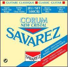 Струны Savarez 500CRJ