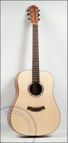 Гитара акустическая Baton Rouge AR11 D-WN