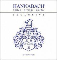 Струны Hannabach Exclusive Blue HT