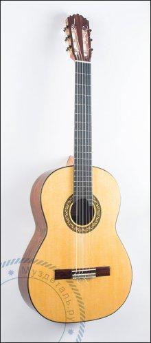 Гитара классическая мастера Чудаева (палисандр)