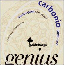 Струны GALLISTRINGS GENIUS CARBONIO GR90