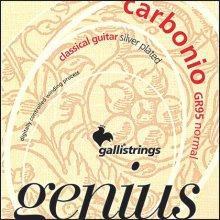 Струны GALLISTRINGS GENIUS CARBONIO GR95
