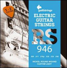 Струны GALLISTRINGS NICKEL ELECTRIC RS946