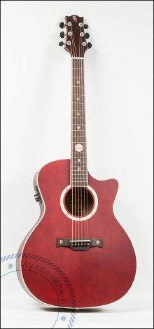 Гитара акустическая Baton Rouge Red Moon GACE