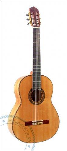 Гитара классическая мастера Пескова Flamenco